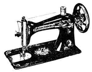Singer Sewing Machine Maintenance pic.