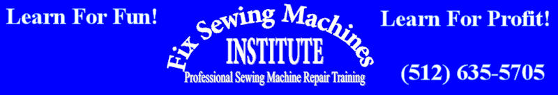 Sewing Machine Repair Header Fix Sewing Machines