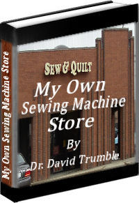 Sewing Machine Store pic