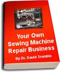 Sewing Machine Repair Business pic