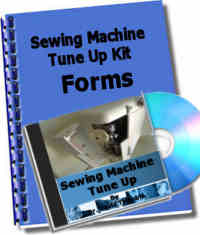 Sewing Machine Tune Up Kit pic 3.